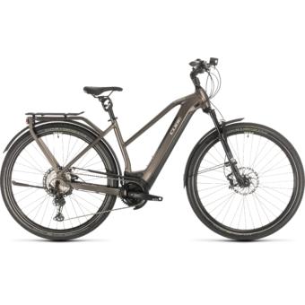 CUBE KATHMANDU HYBRID SLT 625 TRAPÉZ Női Elektromos Trekking Kerékpár 2020