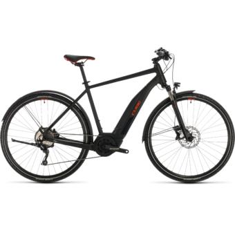 CUBE NATURE HYBRID EXC 500 ALLROAD Férfi Elektromos Cross Trekking Kerékpár 2020 - Több Színben