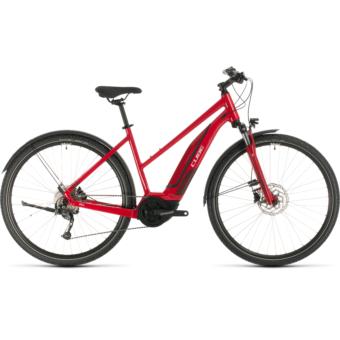 CUBE NATURE HYBRID ONE 500 ALLROAD TRAPÉZ Női Elektromos Cross Trekking Kerékpár 2020 - Több Színben