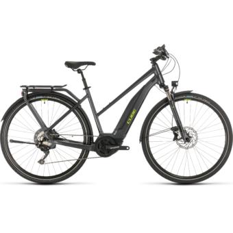 CUBE TOURING HYBRID EXC 500 TRAPÉZ Női Elektromos Trekking Kerékpár 2020 - Több Színben
