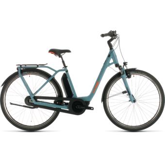CUBE TOWN HYBRID PRO 400 Unisex Elektromos Városi Kerékpár 2020 - Több Színben