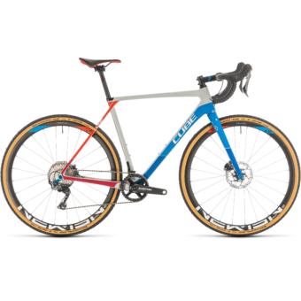 CUBE CROSS RACE C:62 SL TEAMLINE Férfi Cyclocross Kerékpár 2020