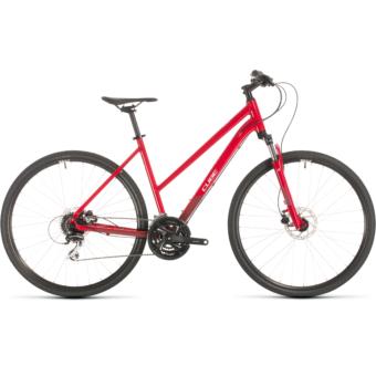CUBE NATURE TRAPÉZ Női Cross Trekking Kerékpár 2020 - Több Színben