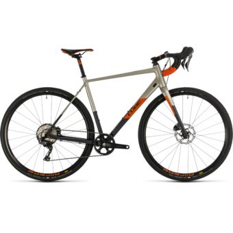 CUBE NUROAD SL Férfi Cyclocross Kerékpár 2020