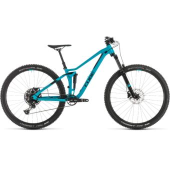 CUBE STING WS 120 EXC 27,5 Női Összteleszkópos MTB Kerékpár 2020