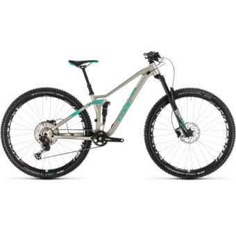CUBE STING WS 120 PRO 27,5 Női Összteleszkópos MTB Kerékpár 2020