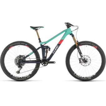 CUBE STING WS 140 HPC SL Női Összteleszkópos MTB Kerékpár 2020