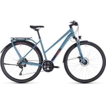 CUBE KATHMANDU PRO TRAPÉZ Női Trekking Kerékpár 2020 - Több Színben