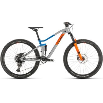 CUBE STEREO 120 YOUTH Gyerek Összteleszkópos MTB Kerékpár 2020