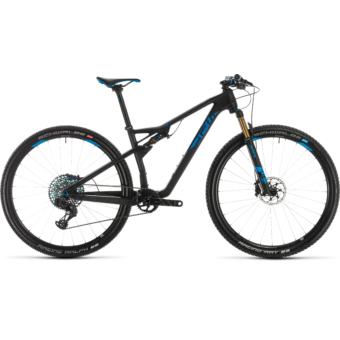 CUBE AMS 100 C:68 SLT 29 Férfi Összteleszkópos MTB Kerékpár 2020