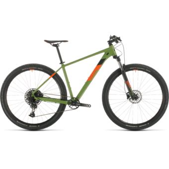 """CUBE ANALOG 29"""" Férfi MTB Kerékpár 2020 - Több Színben"""