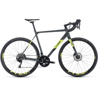 CUBE CROSS RACE PRO Férfi Cyclocross/Gravel Kerékpár 2020
