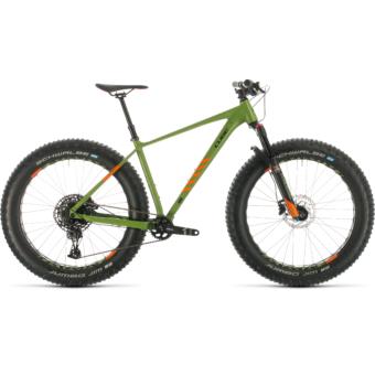 CUBE NUTRAIL Férfi Fatbike Kerékpár 2020
