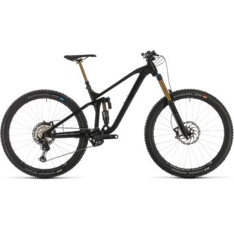 CUBE STEREO 170 SL 29 Férfi Összteleszkópos MTB Kerékpár 2020