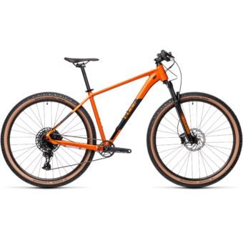 CUBE ACID 27,5 ginger´n´black Férfi MTB Kerékpár 2021
