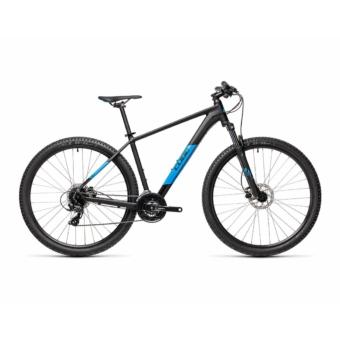 """CUBE AIM PRO BLACK´N´BLUE 29"""" Férfi MTB Kerékpár 2021"""