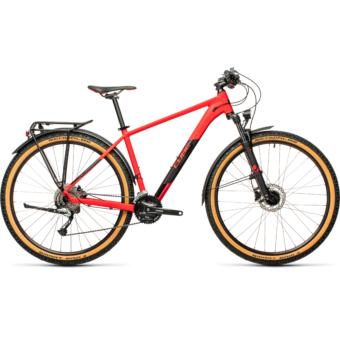 CUBE AIM SL ALLROAD 27,5 red´n´black Férfi MTB Kerékpár 2021
