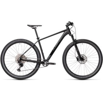 CUBE ATTENTION SL 27,5 black´n´grey Férfi MTB Kerékpár 2021