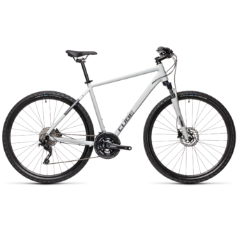 "CUBE NATURE PRO GREY´N´IRIDIUM 28"" 2021"