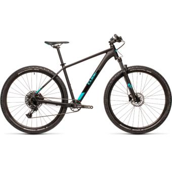 Cube Analog black'n'petrol Férfi MTB Kerékpár 2021