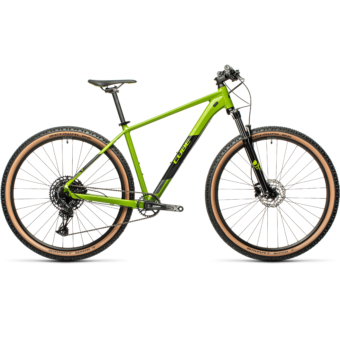 Cube Analog deepgreen´n´black Férfi MTB Kerékpár 2021