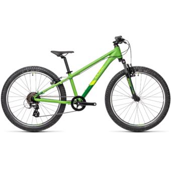 """CUBE  ACID 240 GREEN´N´PINE 24"""" Gyerek Kerékpár 2021"""
