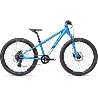 """CUBE  ACID 240 DISC ICEBLUE´N´BLUE 24"""" Gyerek Kerékpár 2021"""
