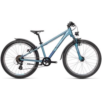"""CUBE  ACID 240 ALLROAD ARCTICBLUE´N´MINT 24"""" Gyerek Kerékpár 2021"""
