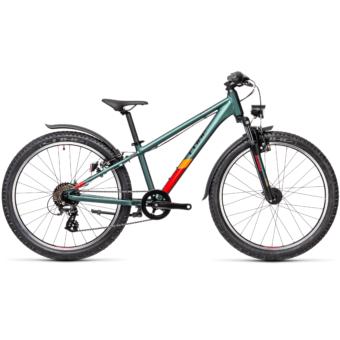 """CUBE  ACID 240 ALLROAD LEAF´N´ORANGE 24"""" Gyerek Kerékpár 2021"""