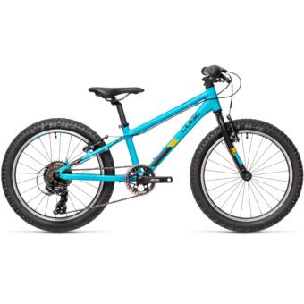"""CUBE ACID CMPT 200 BLUE´N´ORANGE 20"""" Gyerek Kerékpár 2021"""