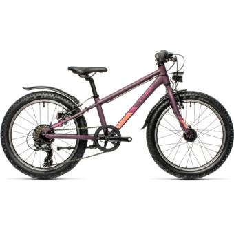 """CUBE ACID 200 ALLROAD PURPLE´N´ORANGE 20"""" Gyerek Kerékpár 2021"""