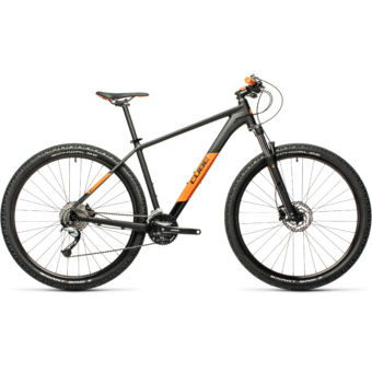"CUBE AIM SL BLACK´N´ORANGE 27,5"" 2021"