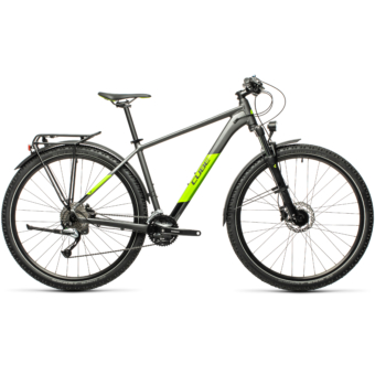 "CUBE AIM SL ALLROAD GREY´N´GREEN 27,5"" 2021"