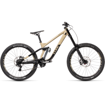 """CUBE TWO15 PRO SAND´N´BLACK 27,5"""" 2021"""