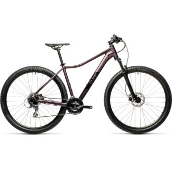 """CUBE  ACCESS WS EAZ SMOKYLILAC´N´BLACK 27,5"""" Női MTB Kerékpár 2021"""