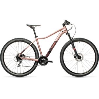 """CUBE  ACCESS WS EAZ BLUSHMETALLIC´N´GREY 27,5"""" Női MTB Kerékpár 2021"""