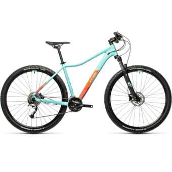 "CUBE ACCESS WS PRO ICEBLUE´N´ORANGE 29"" 2021"
