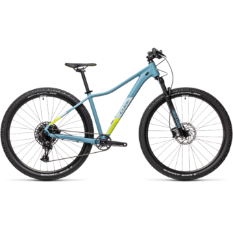 "CUBE  ACCESS WS SL GREYBLUE´N´LIME 29"" 2021"