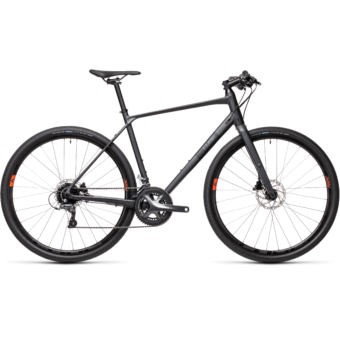 "CUBE SL ROAD IRIDIUM´N´BLACK 28"" 2021"
