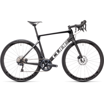 "CUBE AGREE C:62 RACE CARBON´N´WHITE 28"" 2021"