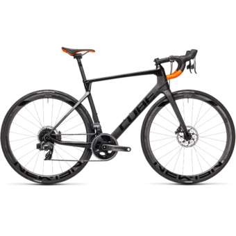 "CUBE AGREE C:62 SLT CARBON´N´ORANGE 28"" 2021"