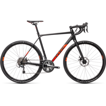 "CUBE CROSS RACE BLACK´N´RED 28"" 2021"