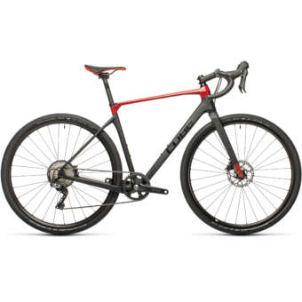 "CUBE NUROAD C:62 PRO CARBON´N´RED 28"" 2021"