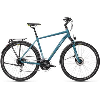 "CUBE TOURING ONE BLUE 'N' GREYBLUE 28"" 2021"