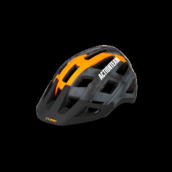 CUBE Helmet BADGER X Actionteam
