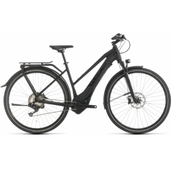 CUBE  KATHMANDU HYBRID SL 500 Női Elektromos Trekking Kerékpár 2019