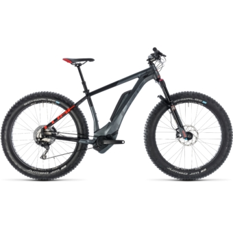 CUBE  NUTRAIL HYBRID 500 Férfi Elektromos Fatbike Kerékpár 2019