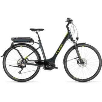 CUBE KATHMANDU HYBRID Pro 500 Easy Entry Női Elektromos Trekking Kerékpár 2019