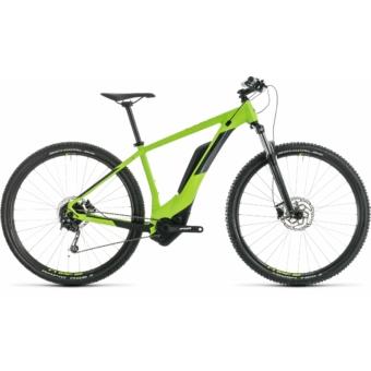 CUBE REACTION HYBRID ONE 500 29 Férfi Elektromos MTB Kerékpár 2019 - Több Színben