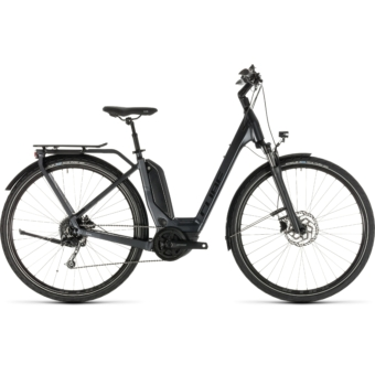CUBE TOURING HYBRID 500 Easy Entry Női Elektromos Trekking Kerékpár 2019 - Több Színben